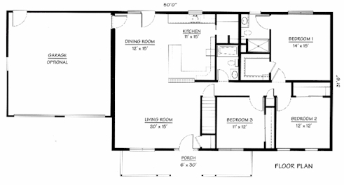 Floor Plan For Small 1200 Sf House With 3 Bedrooms And 2 Bathrooms besides Modern Homes Floor Plans moreover 26 as well 5 Bedroom Mobile Homes additionally Hansgrohe 28271001 Ecoright Techniflex Hose 63in. on eco modular home builders